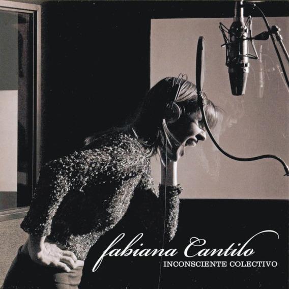 Dvd Fabiana Cantilo Inconsciente Colectivo Musicanoba