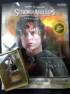 Frodo - Pieza Ajedrez El Señor De Los Anillos