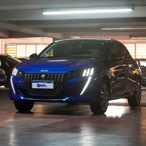 Nuevo Peugeot 208 Feline 1.6l Tiptronic | 115cv | 0km 2021