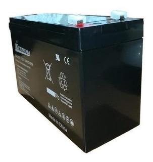 Bateria 7a 12v Apto E Solar Eolica Seguridad Ups Generadores