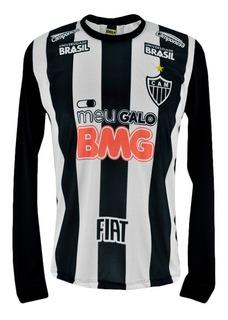Camisas Manga Longa De Times Brasileiros 2019