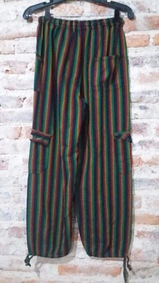 Pantalon Bali Rayado