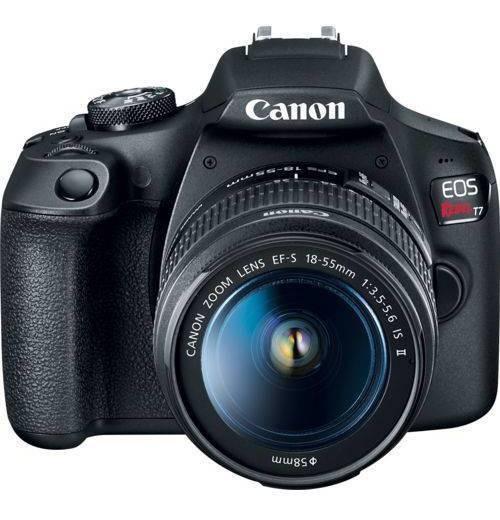 Canon T7 Premium 18-55mm + 55-250mm