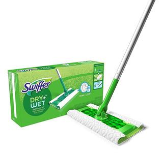 Swiffer Sweeper Dry + Wet - Juego De Limpieza 19 Recambios