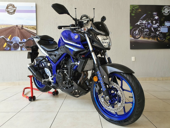 Yamaha Mt03 321cc 2018
