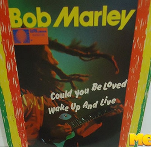 Bob Marley The Wailers 1979 Could You Be Loved Compacto