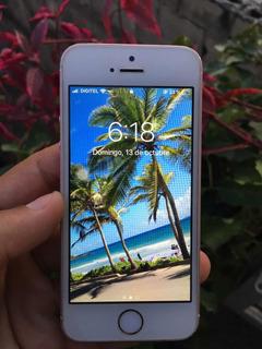 iPhone Se 16 Gb Rose Desbloqueado