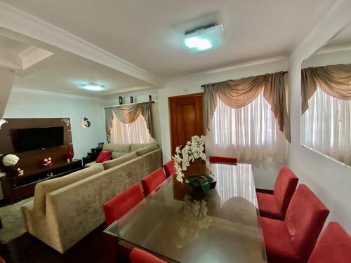 Imagem 1 de 30 de Sobrado Com 4 Dormitórios À Venda, 130 M² Por R$ 750.000,00 - Vila Rosália - Guarulhos/sp - So0180