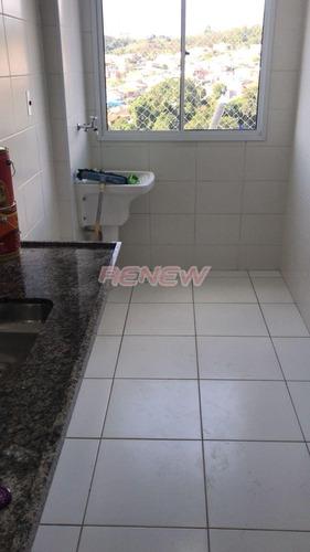 Apartamento Para Aluguel, 2 Quartos, 1 Vaga, Ortizes - Valinhos/sp - 8159