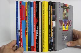 Lote Com 12 Livros De Auto-ajuda
