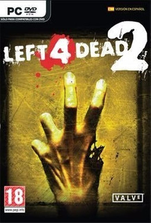 Left 4 Dead 2 - Steam Original Pc Entrega Inmediata