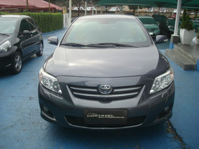 Toyota Corolla Seg 1.8 Flex Aut. Ano 2010