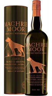 Whisky Single Malt The Arran Machrie Moor Edición Limitada.