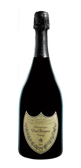 Champagne Dom Perignon De 750 Ml