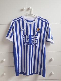 Camisa Real Sociedad 2017-18