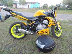 Kawasaki Versys 650cc 2006