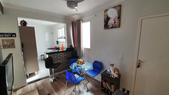 Apartamento Em Hortolândia - Cond Harmonia Próximo Ao Centro