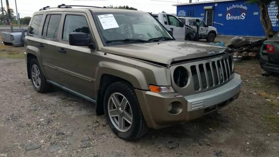 Jeep Patriot 2007 ( En Partes ) 2007 - 2010 Motor 2.4 Aut