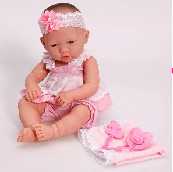 10 Boneca Baby Ninos Cotiplas Brinquedos
