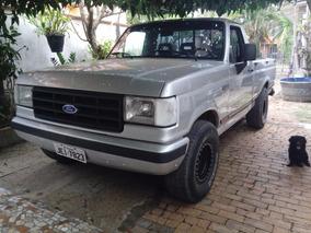 Ford F-1000 Ano 1995 4.9l Super Serie