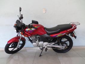 Honda Cbx 200 Strada 1999 Vermelha Impecavel!!!!!!