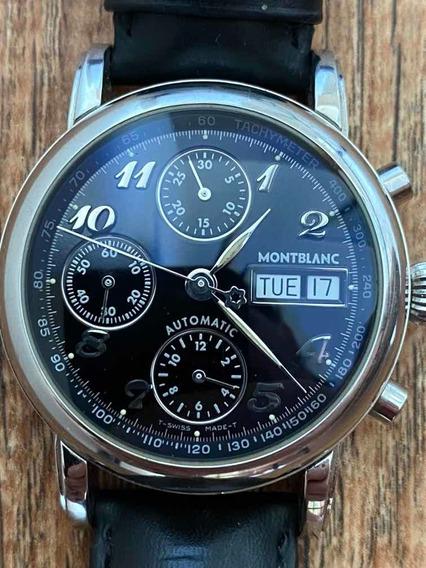Montblanc Meisterstuck Star 7016 Cronograph 4810 501