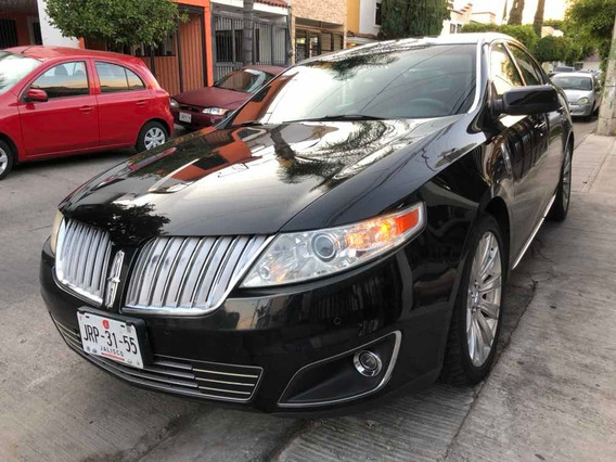 Lincoln Mks 2011 V6 Ecoboost At