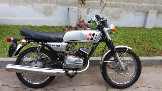 Yamaha Rx 80