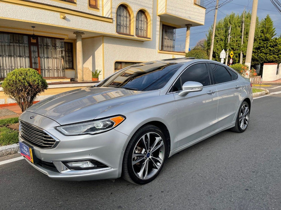 Ford Fusion Titanium Plus 2018 At. F.e.
