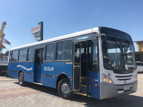 Ônibus Mascarello Gran Midi Escolar 2010=senior Midi