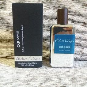 Perfume Nicho Atelier Cologne Oud Saphir 100ml Eau De Parfum