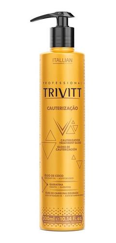 Cauterização Profissional Itallian Trivitt Original Promoção