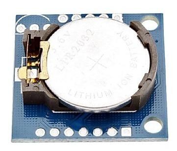Imagen 1 de 4 de Modulo I2c Rtc Reloj Tiempo Real 24c32 2pcs Nuevas Arduino