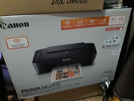 Impressora Canon Mg2900 + Brinde Nao Acompanha Cartuchos