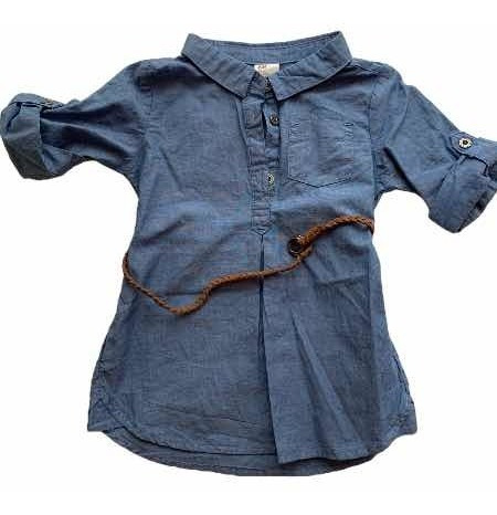 Blusa Vestidito Beba H&m