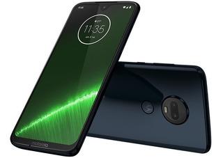 Celular Motorola Moto G7 Plus 64gb/4gb Ram 4g Indigo