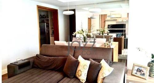 Apartamento À Venda,  Cambuí, Campinas. - Ap4912