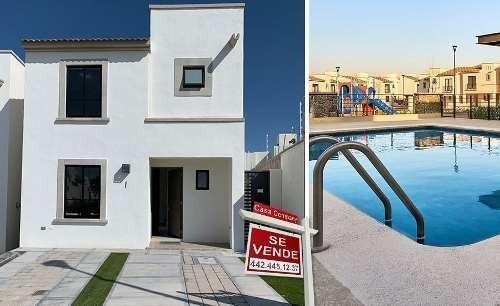 Preciosa Casa En El Mirador, Estilo Californiano, 3 Recamaras, Alberca, Jardín..