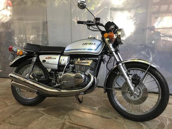 Suzuki Gt380 Naked