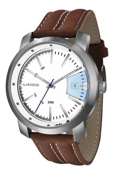 Relógio Masculino Lince Mrc4401s B2nb Lindo E Barato