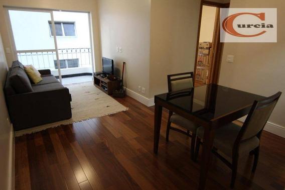 Apartamento Residencial À Venda, Moema, São Paulo. - Ap5177