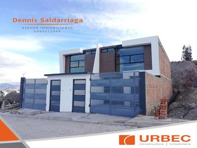 Hermosas Casas En Venta Riobamba A Estrenar Sector Norte