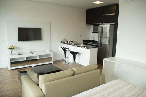 Apartamento Com 1 Dorm, Vila Olímpia, São Paulo, Cod: 1223 - A1223