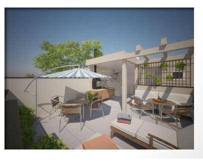 Cobertura Com 2 Dormitórios À Venda, 64 M² Por R$ 398.000,00 - Campestre - Santo André/sp - Co5234