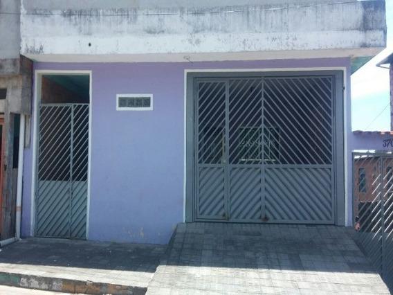 Casa P Locação Jardim Anchieta, Em Ferraz De Vasconcelos - Ca00090 - 4371298
