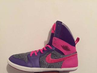 Tenis Nike Air Jordan 1 Skinny # 25 Cm