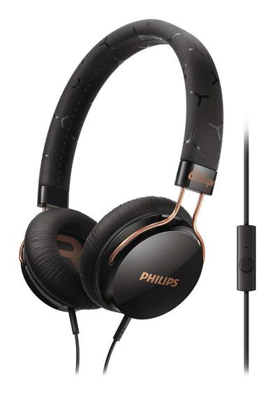 Headphone / Fone Philips Citiscape - Shl5305bk/00 - Preto