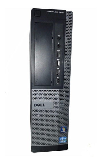 Pc Cpu Core I3 - Dell 7010 - Hd 500gb - 4gb Mem