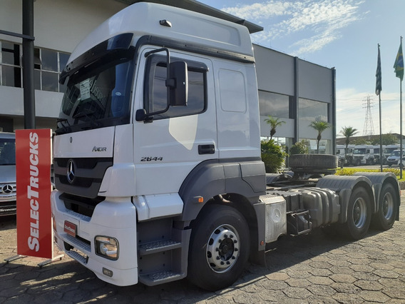 Mb Axor 2644 6x4 Completo Automatico Selectrucks
