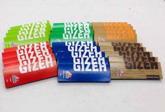 5 Papel Gizeh N1 70mm Papel Chico Candyclub Once